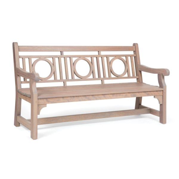 THE CHARLESTON GARDEN BENCH