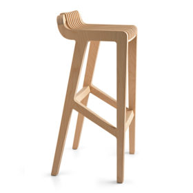 Minima-Radius-Bar-Stool
