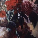 aster-bouquet-rug-detail