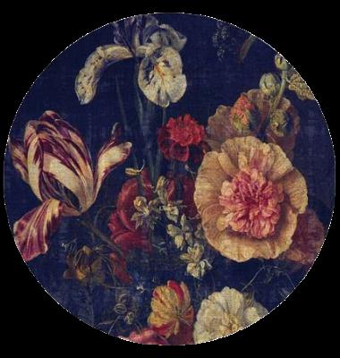 iris-rug-round