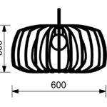 nook-pendant-light-dimensions
